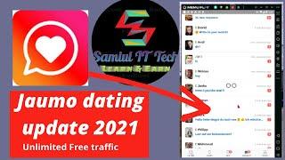 Jaumo Dating update 2021 Tinder Same (All country free traffic) Free Dating apps  #Samiul_it_tech screenshot 5
