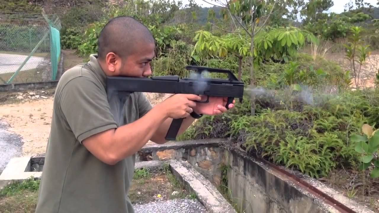 magpul pts fpg full auto shooting test youtube