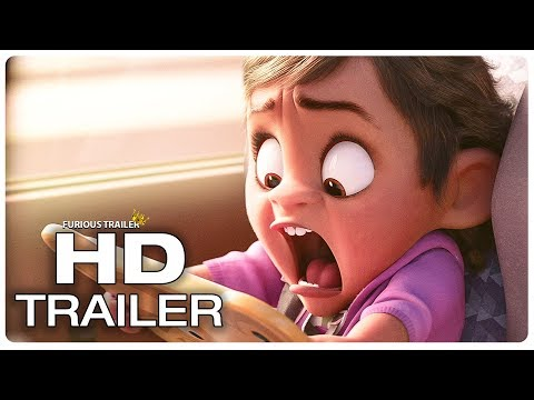 WRECK IT RALPH 2 Baby Moana Easter Egg Scene Movie Clip+ Trailer (NEW 2018) Disney Animated Movie HD