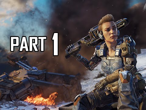 Call of Duty Black Ops 3 Walkthrough Part 1 - First Hour! (Let's Play Gameplay Commentary)
