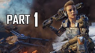 Call of Duty Black Ops 3 Walkthrough Part 1 - First Hour! (Let