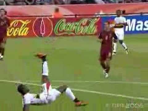 Angola vs portugal mundial 2006 alemanha