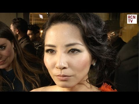 Jing Lusi   Acting Diversity & Asian Awards 2016