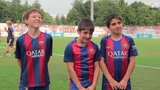 «Важен каждый-13», солецкие футболисты (