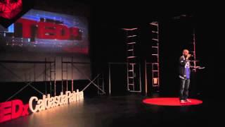 A palavra é a arma | Mundo Segundo | TEDxCaldasdaRainha