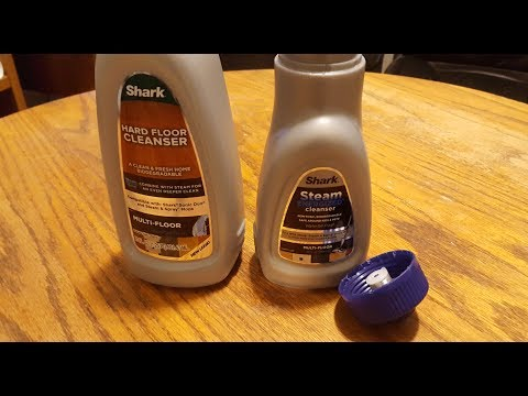 Shark Steam Mop Pro Cleaner Hack