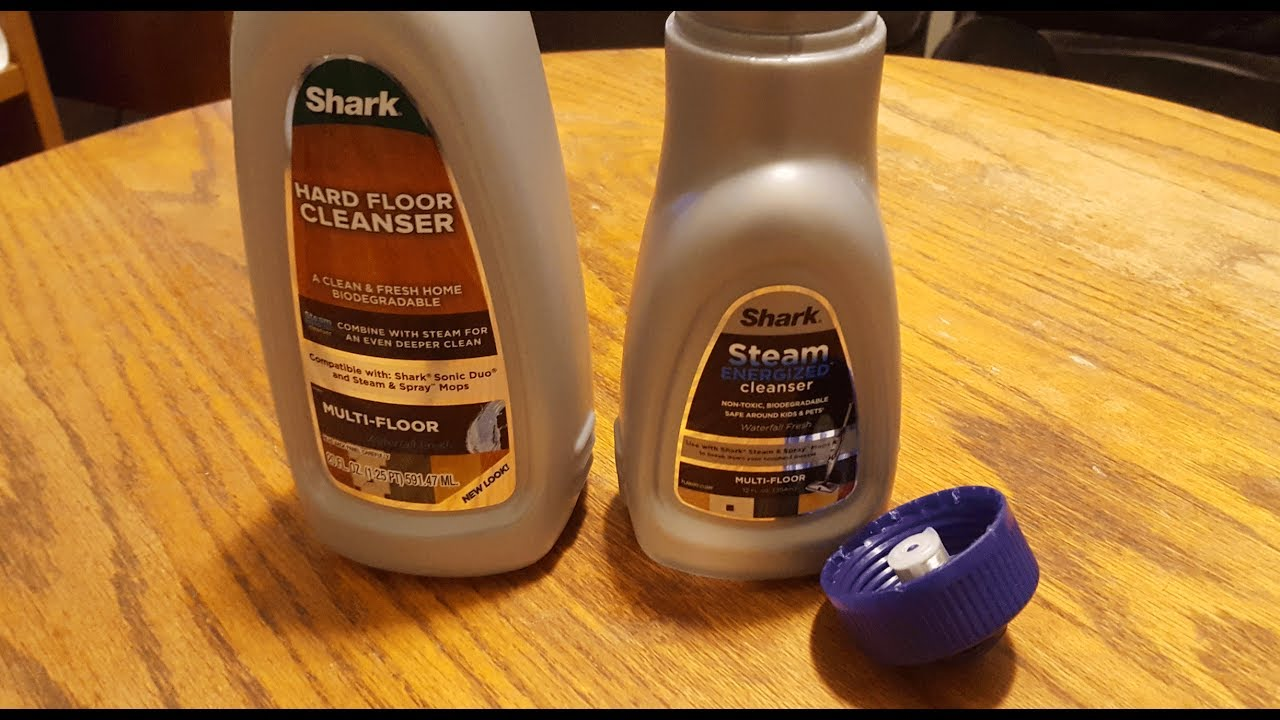 Shark Steam Mop Pro Cleaner Hack You