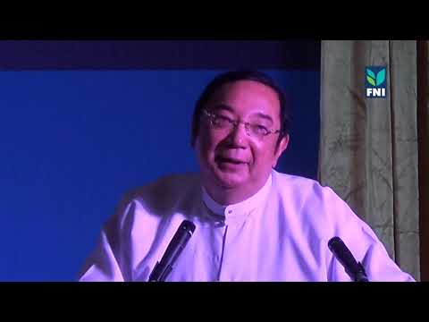 Speech by Dr. Maung Maung Thein, Former Deputy Minister Ministry of Finance and Revenue