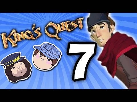 """King's Quest: Eye for an Eye – PART 7 – Game Grumps"""