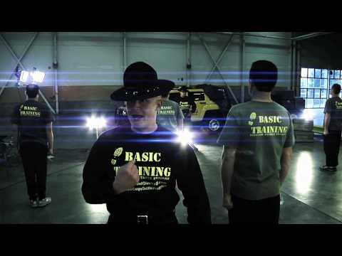 Basic Training - Back to the Basics DVD (OFFICIAL TRAILER) optical flares