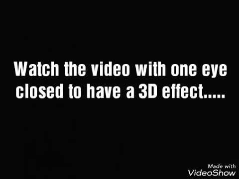 3D nature video