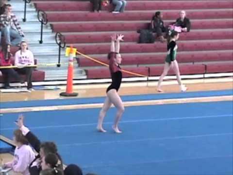 Samantha Kaplan - 2011 Massachusetts State Individual Gymnastics Meet