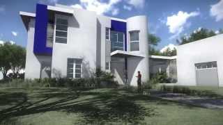 Ultra Modern Home Stock Plan UM101