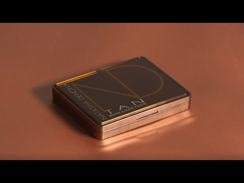 The Perfect Bronze and Glow From The Tan Palette | NATASHA DENONA BEAUTY