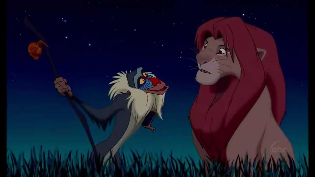 Best Lion King Scene Ever Youtube