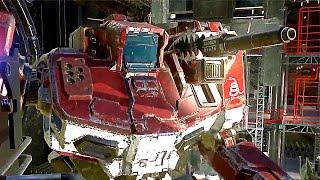 MECHWARRIOR 5 MERCENARIES Gameplay Walkthrough DEMO