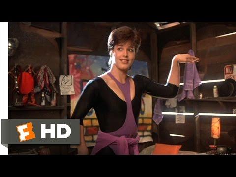Breakin' 511 Movie   Kelly Learns to Break Dance 1984 HD