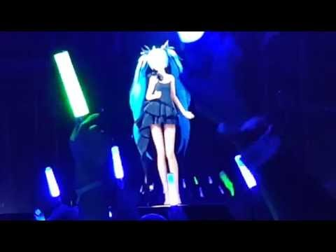 Deep Sea Girl: Miku Expo NYC 2016