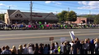 Mass Awakening! Hundreds Of Denver Students Stage Walk-out Over History 'censorship'