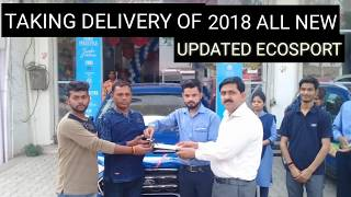 ALL NEW 2018 UPGRADED FORD ECOSPORT TITANIUM DELIVERY