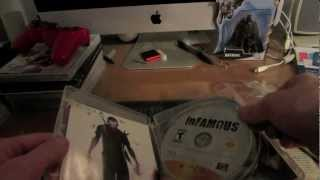 inFAMOUS Collection - Ultimate Combo Pack - (Unboxing)