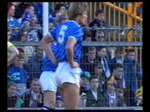 Millwall v Norwich City 22 January 1989 full match part 1 of 4