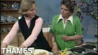 Mary Berry - Simnel Cake - 1973