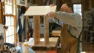 Making A Veneered Sideboard Part 6-1, Glue Up Carcases: Andrew Pitts~furnituremaker