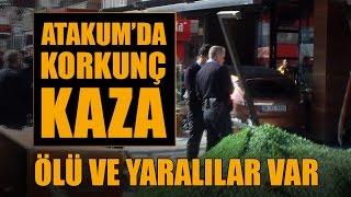 Atakum'da korkunç trafik kazası: Ölü ve yaralılar var!