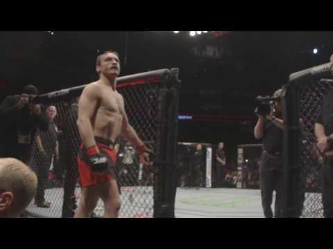 Fight Night London: Brad Pickett Backstage Interview