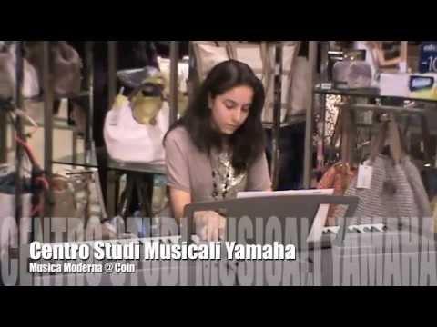 Centro Studi Musicali Yamaha Roma @ Coin 27/04/2012