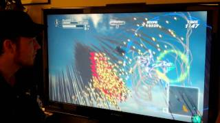 Bangai-O HD Missile Fury Review (Xbox Live Arcade) With Gameplay