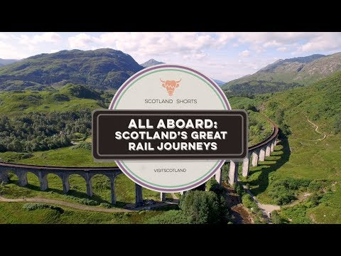 Scotland Shorts - Scotland's great rail journeys