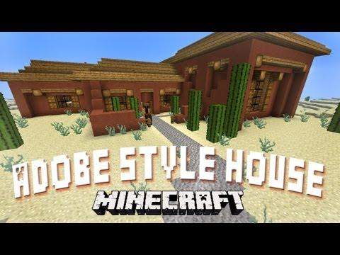minecraft:-modern-adobe-style-house-tour
