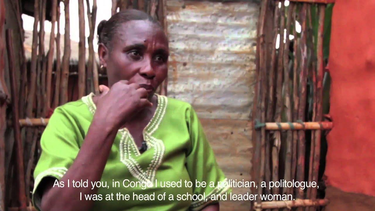 Download Ideas Box - Portrait of Consolata, refugee in Kavumu camp, Burundi