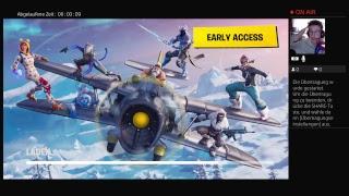 Fortnite Battle Royale PS4 Stream!!! #109 Fortnite Live