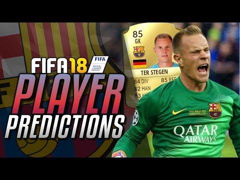 ►FIFA 18 Barcelona Player Ratings PREDICTIONS!!!