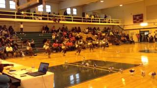 Repeat youtube video Dancing Dolls vs. Divas of Olive Branch