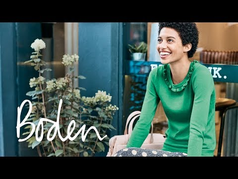 Boden SS18 Lookbook: Smart workwear and everyday outfits