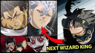 SHOCKING Black Clover Reveal About Asta's Demon & The NEXT Wizard King?
