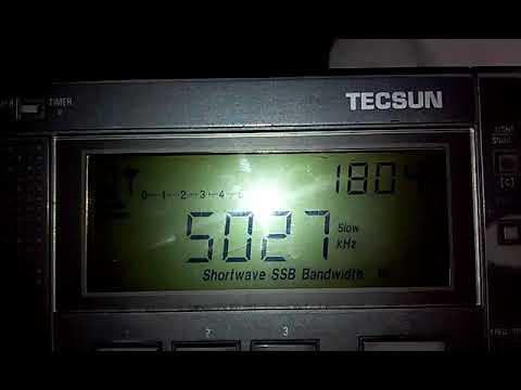 5025 kHz RDARA Volga Region