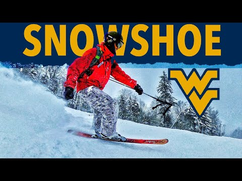 Snowshoe Skiing And Snowboarding March 2019