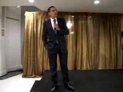 Barack Obama Video by Bill Adler