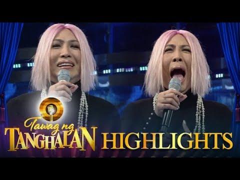 """Tawag ng Tanghalan: Vice Ganda sings """"Bakit Ikaw Pa"""""""