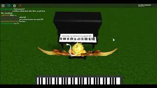 How to play Megalovania (Undertale) on Roblox Piano!