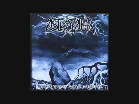 Astrofaes - Blackest Mountain Chain Of Cursed Time