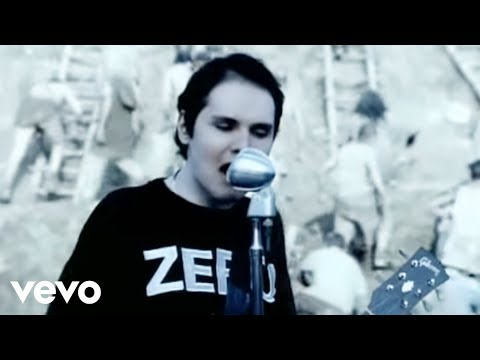 The Smashing Pumpkins - Bullet with Butterfly Wings (Official Music Video)