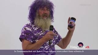 Vortrag von Robert Franz auf der Lebenskraft Messe 2018