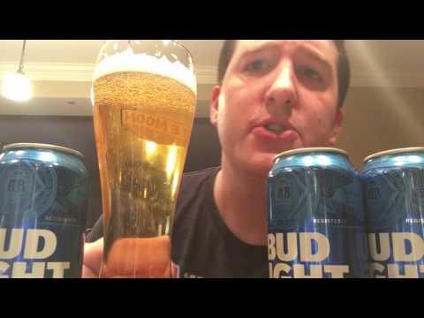 Drinking Bud Light (ASMR)