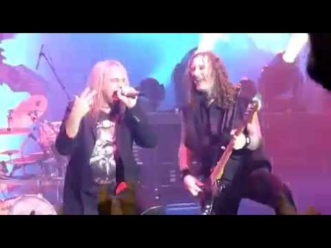 Helloween - Ride the Sky 2010 (Live)